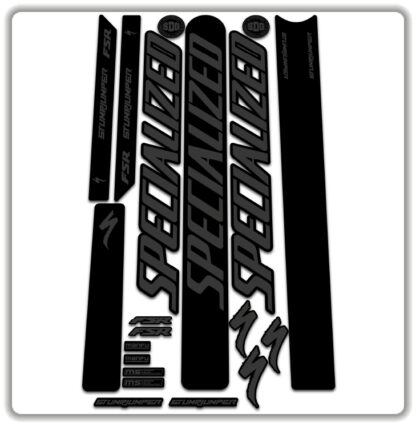 Stealth Specialized Stumpjumper FSR Stickers