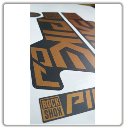 ROCKSHOX-PIKE-DJ-stickers-Brushed-Old-Copper