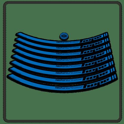 Blue Hope Tech Enduro 29 Rim Stickers