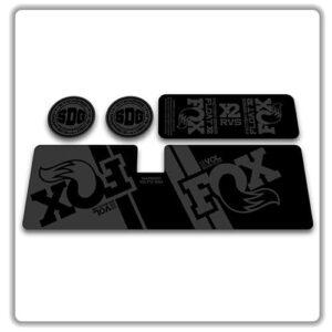 Fox Float X2 Rear Shock Stickers 2019