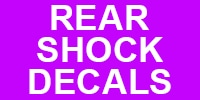 REAR SHOCK decals stickers category