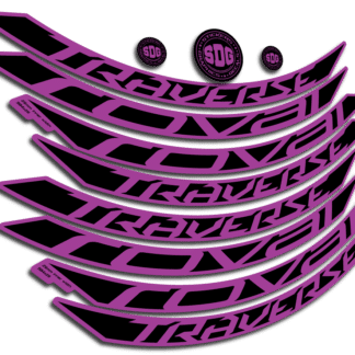 ROVAL TRAVERSE ALLOY 650B 2015-17 Purple