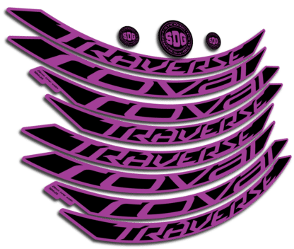 ROVAL TRAVERSE ALLOY 650B 2015-17 Purple