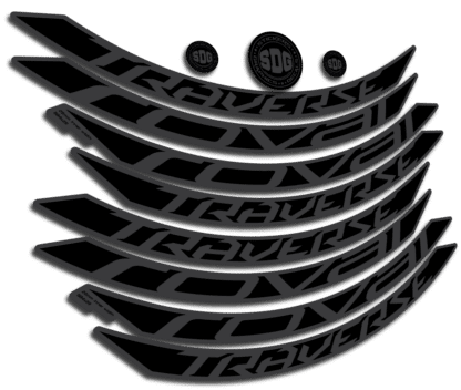 ROVAL TRAVERSE ALLOY 650B 2015-17 Stealth