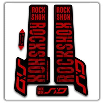Rockshox SID 2018 2019 Fork Stickers