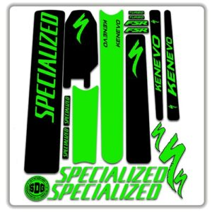 specialized turbo kenevo frame set stickers 2018 2019