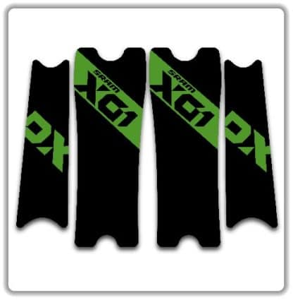 SRAM X01 Eagle Crank Arm Stickers