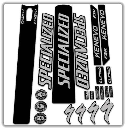 Fall 2020 Decals.Specialized Turbo Kenevo 2020 Frame Sticker Set