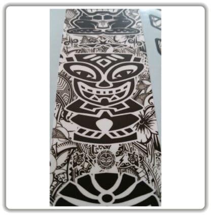 Specialized Levo 2019-2020 Tribal frame stickers