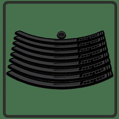 Stealth Hope Tech Enduro 29 Rim Stickers
