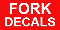 fork decals stickers category