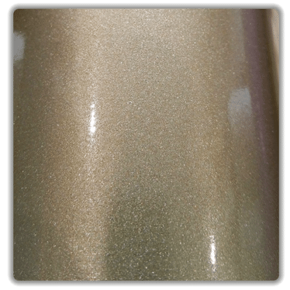 gold glitter stickers