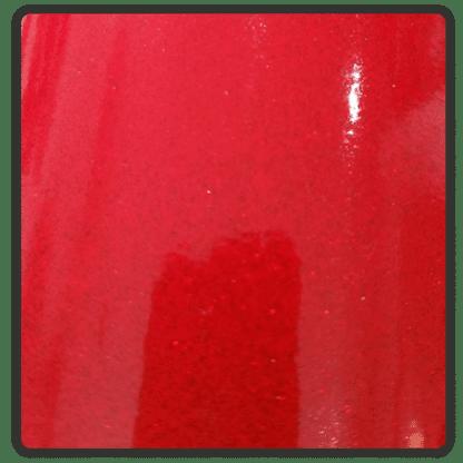 red glitter stickers