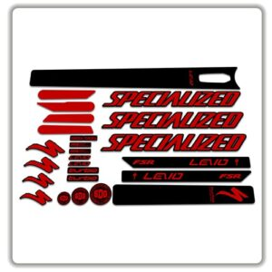 specialized levo 2019 2020 frame stickers