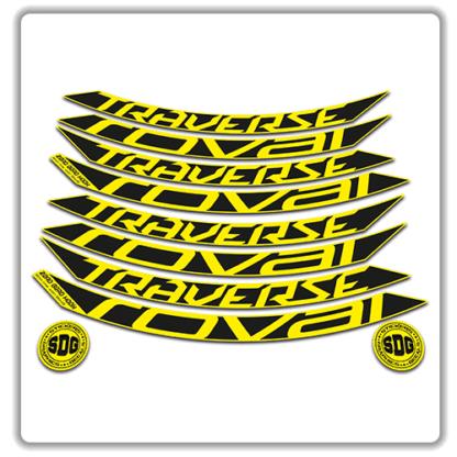 specialized roval traverse fattie 650b yellow